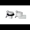 Ablaeufe fuer Spuel- und Waschbecken